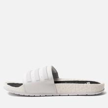 Мужские сланцы adidas Originals Adilette Boost White/White/White фото- 5