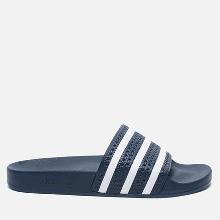 Мужские сланцы adidas Originals Adilette Slides Adi Blue