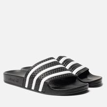 Мужские сланцы adidas Originals Adilette Slides Core Black фото- 0