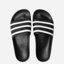 Мужские сланцы adidas Originals Adilette Slides Core Black фото- 1