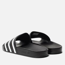 Мужские сланцы adidas Originals Adilette Slides Core Black фото- 2