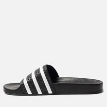 Мужские сланцы adidas Originals Adilette Slides Core Black фото- 5