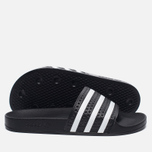 Мужские сланцы adidas Originals Adilette Slides Core Black фото- 1
