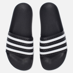 Мужские сланцы adidas Originals Adilette Slides Core Black фото- 4