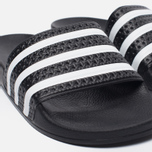 Мужские сланцы adidas Originals Adilette Slides Core Black фото- 5