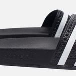 Мужские сланцы adidas Originals Adilette Slides Core Black фото- 6
