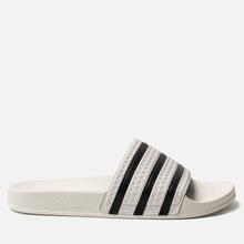 Мужские сланцы adidas Originals Adilette White/Core Black/White фото- 3