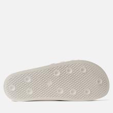 Мужские сланцы adidas Originals Adilette White/Core Black/White фото- 4