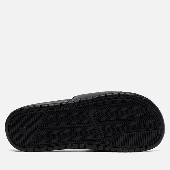 Мужские сланцы Nike Benassi JDI Black