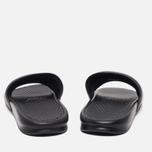 Мужские сланцы Nike Benassi JDI Black фото- 3
