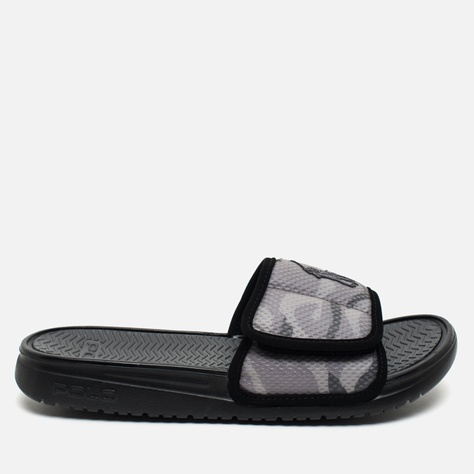 Polo Ralph Lauren Romsey Men's Slides Black Camo