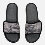 Polo Ralph Lauren Romsey Men's Slides Black Camo photo- 4
