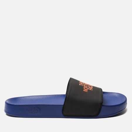Мужские сланцы The North Face Rage Base Camp Slide II Aztec Blue/TNF Black
