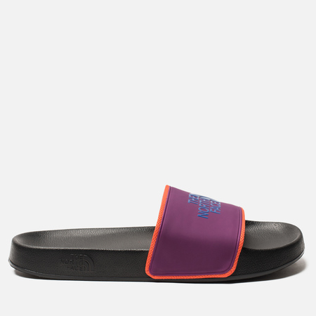 Мужские сланцы The North Face Rage Base Camp Slide II TNF Black/Aztec Blue