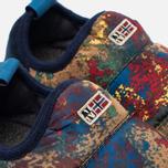 Мужские тапочки Napapijri Morran Blue/Multicolor фото- 3