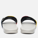 Мужские сланцы Nike Benassi JDI NP QS Off White/Black фото- 3