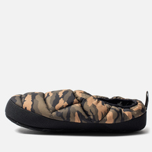 Мужские тапочки The North Face Nuptse Tent Mules III Olive/TNF Black фото- 1