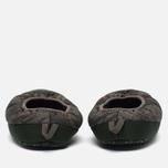 Мужские тапочки The North Face Nuptse Tent Mules III Rosin Green Glamo Print/Caper Berry Green фото- 3
