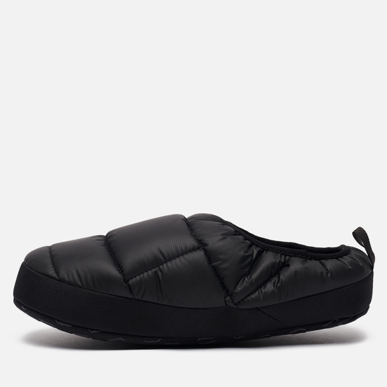 Мужские тапочки The North Face Nuptse Tent Mules III TNF Black/TNF Black