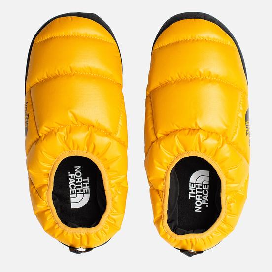 Мужские тапочки The North Face Nuptse Tent Mules III TNF Yellow/TNF Black
