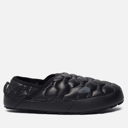 Мужские тапочки The North Face Thermoball Traction Mule IV Shiny TNF Black