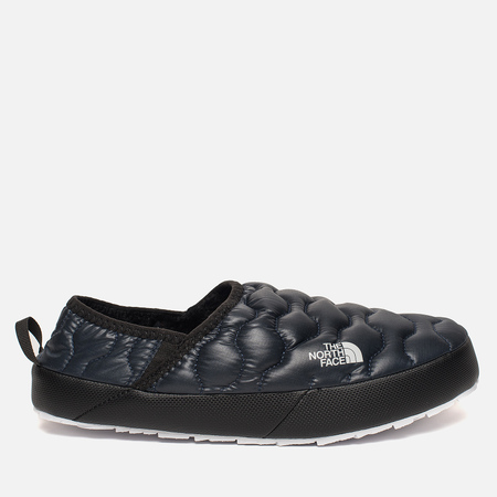Мужские тапочки The North Face Thermoball Traction Mule IV Shiny Urban Navy/TNF White