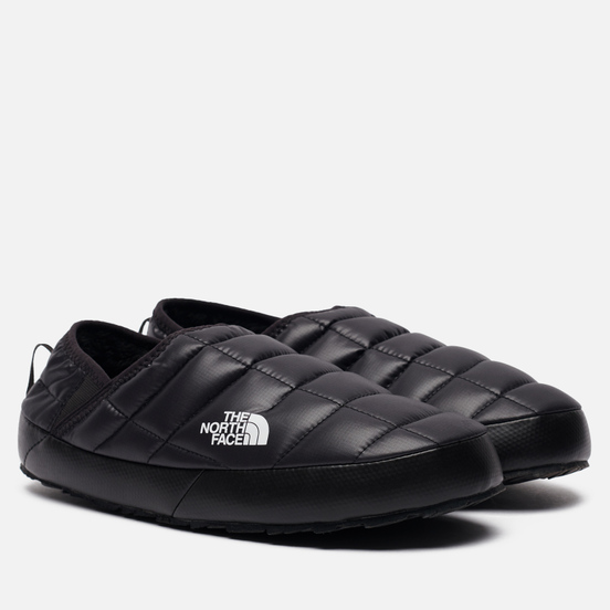 Мужские тапочки The North Face Thermoball Traction Mule V TNF Black/TNF White