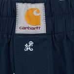 Мужские трусы Carhartt WIP Boxer Drop Cap Print Navy/White фото- 2