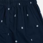 Мужские трусы Carhartt WIP Boxer Drop Cap Print Navy/White фото- 3