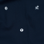 Мужские трусы Carhartt WIP Boxer Drop Cap Print Navy/White фото- 4