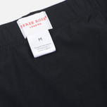 Derek Rose Band 24 Pima Cotton Men's Boxer Black photo- 4