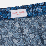 Мужские трусы Derek Rose Brindisi 11 Modern Fir Boxer Blue фото- 3