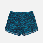 Мужские трусы Derek Rose Damask 8 Modern Fit Boxer Teal фото- 0