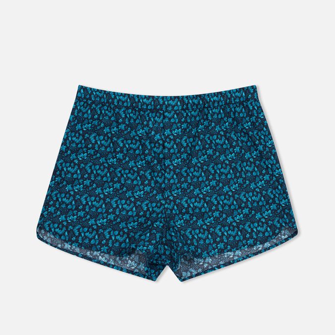 Мужские трусы Derek Rose Damask 8 Modern Fit Boxer Teal