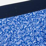 Мужские трусы Derek Rose Ditsy Pima Cotton Cobalt фото- 2