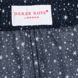 Derek Rose Dixie 4 Modern Fit Boxer Navy photo- 3