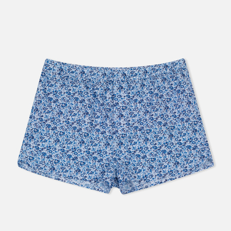 Мужские трусы Derek Rose Dixie 5 Modern Fit Boxer Blue
