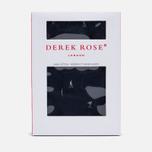 Мужские трусы Derek Rose Nelson 59 Modern Fit Boxer Navy фото- 4