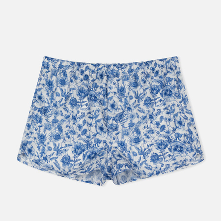 Мужские трусы Derek Rose Otis 13 Modern Fit Boxer Blue