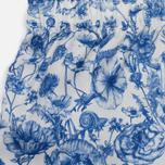 Мужские трусы Derek Rose Otis 13 Modern Fit Boxer Blue фото- 1