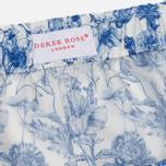 Мужские трусы Derek Rose Otis 13 Modern Fit Boxer Blue фото- 3