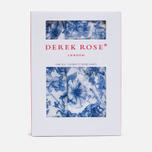 Мужские трусы Derek Rose Otis 13 Modern Fit Boxer Blue фото- 4