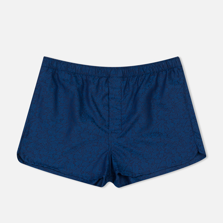 Мужские трусы Derek Rose Paris 11 Modern Fit Boxer Navy