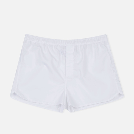 Мужские трусы Derek Rose Savoy Modern Fit Boxer White