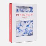 Мужские трусы Derek Rose Toile 7 Modern Fit Cobalt фото- 1