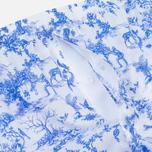Мужские трусы Derek Rose Toile 7 Modern Fit Cobalt фото- 4