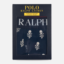 Мужские трусы Polo Ralph Lauren Single Print Trunk Fall Royal/All Over Skulls фото- 1