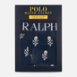 Мужские трусы Polo Ralph Lauren Single Print Trunk Fall Royal/All Over Skulls фото - 1