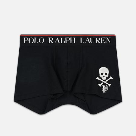 Мужские трусы Polo Ralph Lauren Single Solid Trunk Black