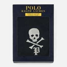 Мужские трусы Polo Ralph Lauren Single Solid Trunk Black фото- 1